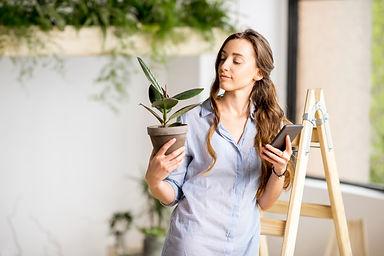 smartplant app, pest id, plant id, plsmart plant, planting app, gardening app, plant technology, amazon alexa, plant care