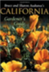 califoria, plant guide, plant help, book guides, planting books, gardening book, gardeners guide, plant guide,