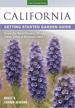 garden guide, california garden, flower guide, grow flowers, grow shrubs, grow trees, grow vines, grow groundcovers