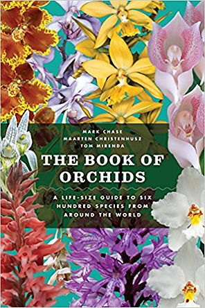 the book of orchids, orchid books, orchid care, orchid help, plant books, garden books, flower books