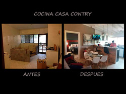 COCINA CONTRY LA SILLA