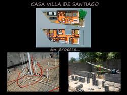 CASA VILLA DE SANTIAGO
