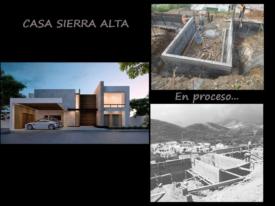 CASA SIERRA ALTA