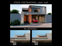 CASA VISTANCIAS