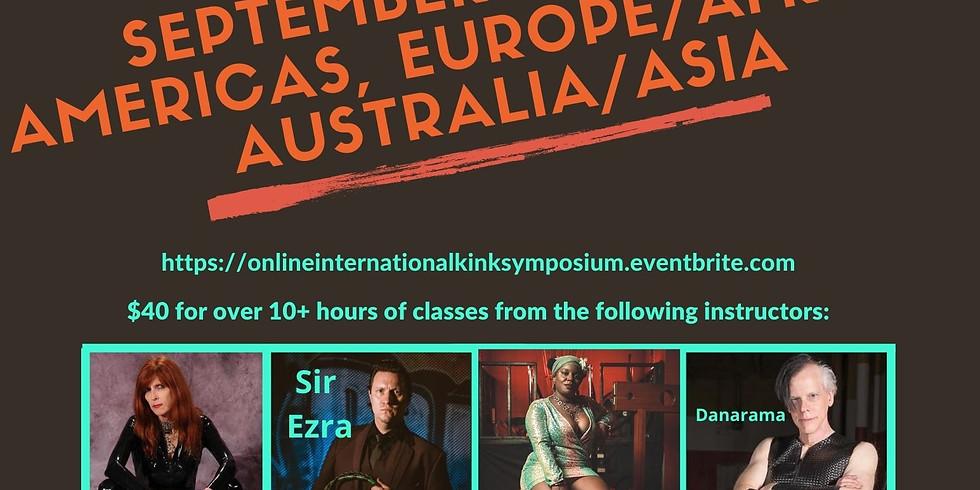 Online International Kink Symposium