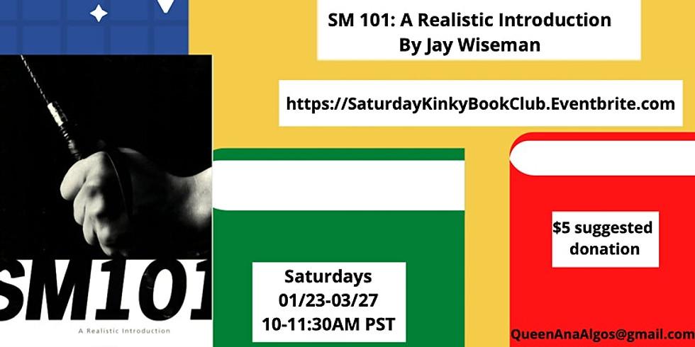 SM101: a realistic introduction, Saturday Book Club