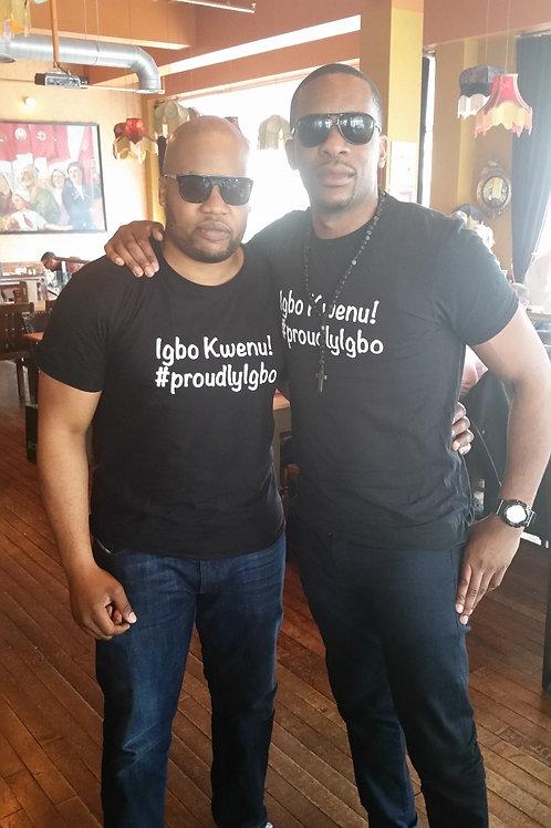 #ProudlyIgbo T-Shirt