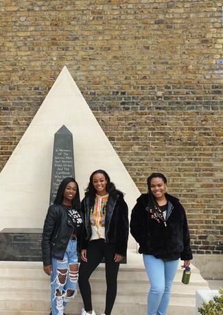 Black War Veteran memorial