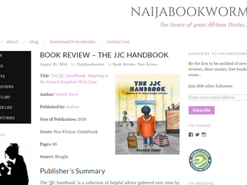 Naija Book Worm Blog Review