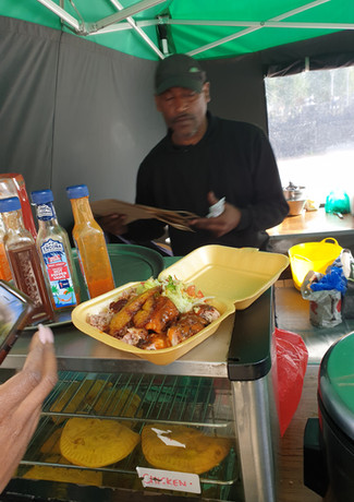 Enjoy Street food