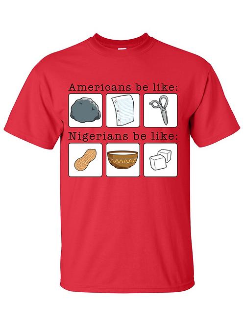 Drinking Garri T-shirt