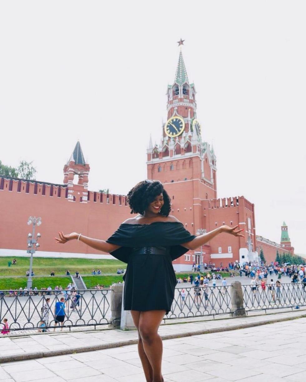 #Thatblackgirltravels to Russia - My Verdict