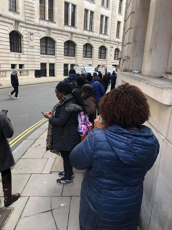 Getting your Nigerian Passport Renewed in London