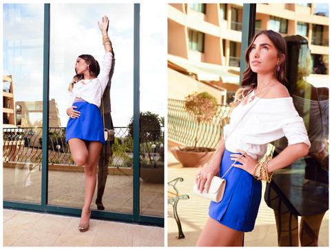 Model: Karin Waizman  Make Up: Avivit Shoushan