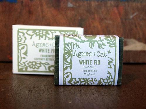White Fig Soap