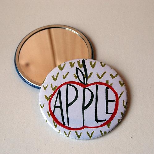 Apple Pocket Mirror.