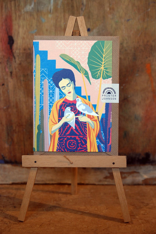 Frida Card