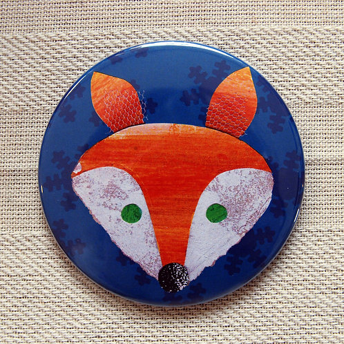Fox Pocket Mirror.