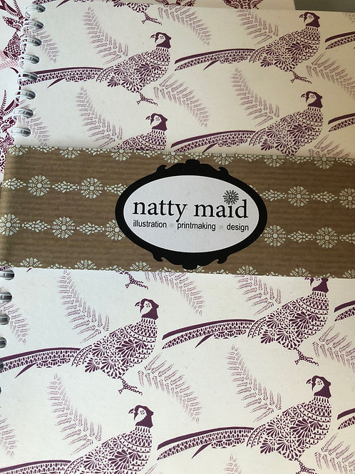 Notebook by Natty Maid