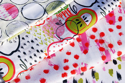 Reds Fabric Stash Surprise Supplies Box