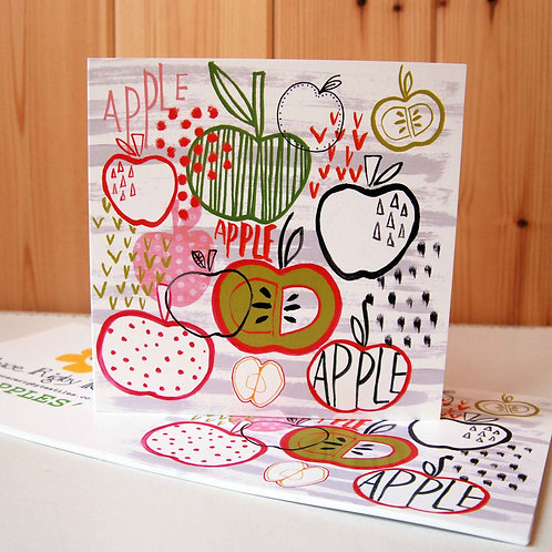 How's about them Apples! By Grace Rigby