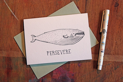 Persevere by Catherine Chalmers