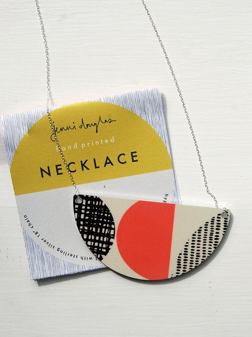 Fjord Necklace (large) by Jenni Douglas