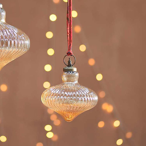 Eliza Giant Bauble - Gold Luster