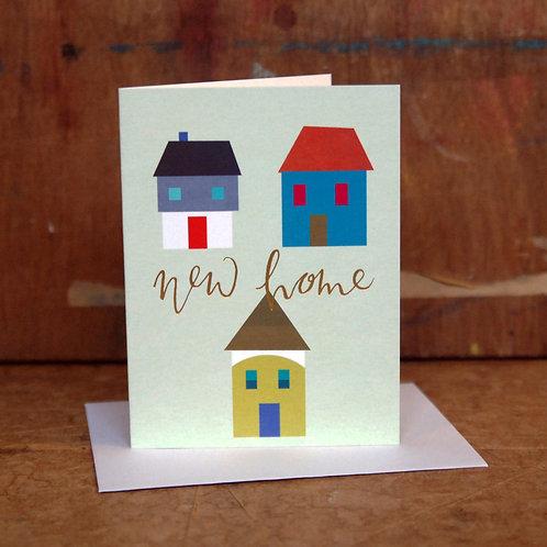 Mini New Home Card