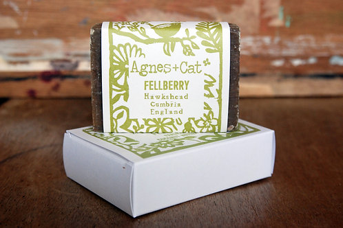 Fellberry Soap by Agnes and Cat