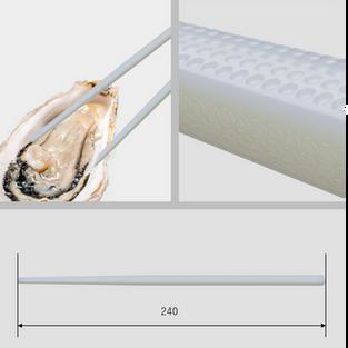 牡蛎専用箸 GOLF
