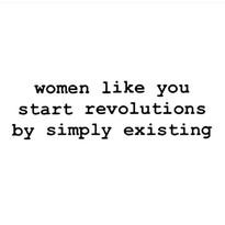 Women Like You...