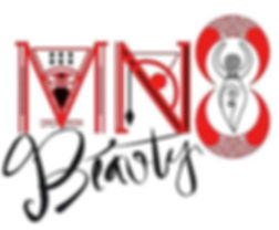 MN8Beauty logo
