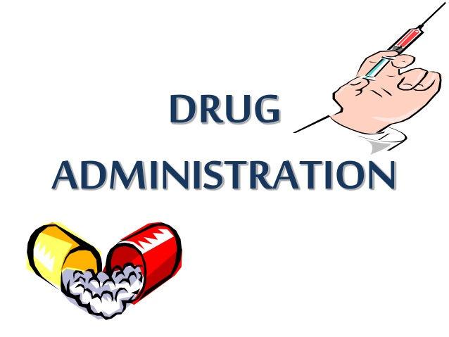 Medication Administration Support