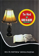 The Word of God is Alive vol 2 front.JPG