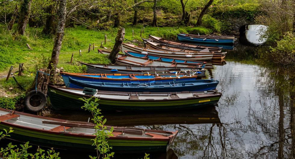 Ross Castle Boats