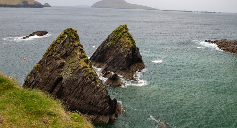 Dunquin Towers