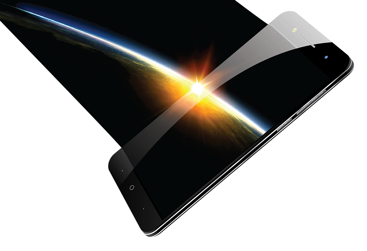 MPlus Black Badge - Fabulous Visuals, Featuring a 5.2 inch Full HD IPS Display