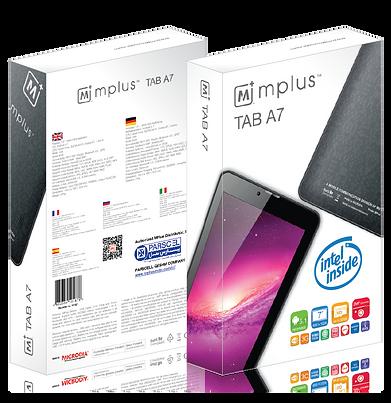 MPlus TAB A7 - Packaging
