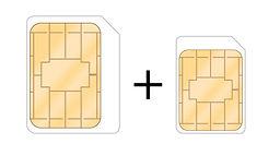 MPlus Spectra - Dual SIM with Expandable Memory Micro SIM + Nano SIM