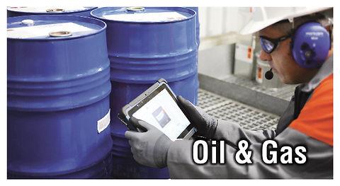 MPlus DuroPad M8 - Oil & Gas