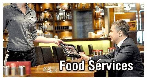 MPlus DuroPad M8 - Food Services