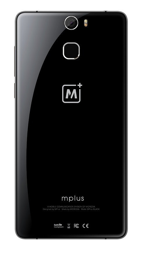 MPlus Black Badge - Smart Touch ID Enchanced Security offers you peace of mind