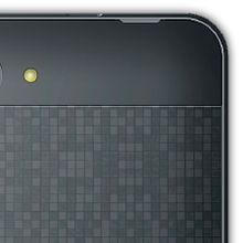 MPlus TAB A8 - Leathr-Feel Anti-Fingerprint Case