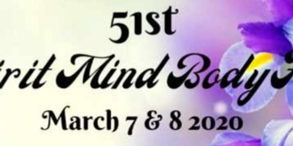 51st Spirit Mind Body Fair