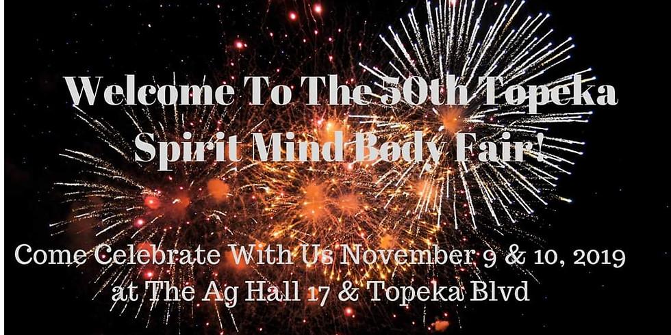 Spirit Mind Body Fair Tickets