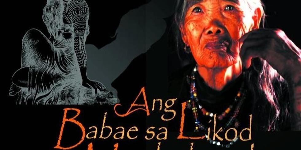 Ang Babae Sa Likod Mambabatok