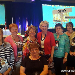 OFWC at GFWC National Convention