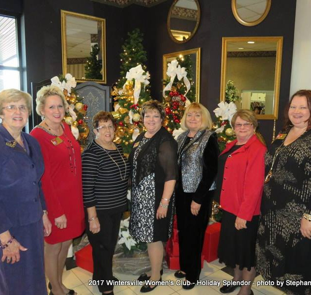 OFWC Members at GFWC Headquarters