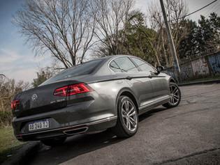 Volkswagen Passat 2.0: La octava generación